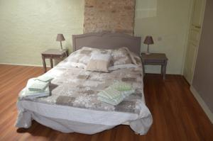 Chambres d'hotes/B&B Les Chenets : Chambre Double