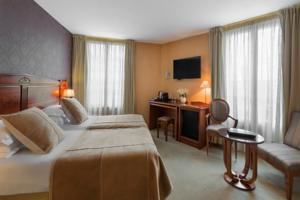 Hotel Best Western Plus Le Moderne : Chambre Double Deluxe
