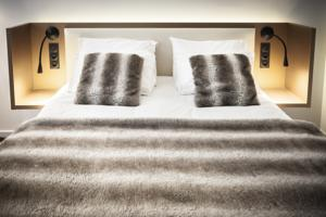 Hotel The Originals Lille Sud Bulles by Forgeron (ex Qualys-Hotel) : photos des chambres