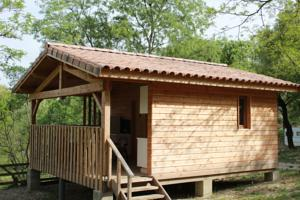 Hebergement Camping les Chenes : Chalet 2 Chambres