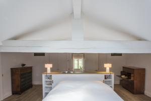 Chambres d'hotes/B&B Chateau Le Pape B&B : Chambre Double Christopher