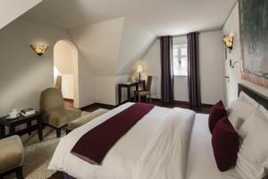 Hotel De l'Illwald : Suite Junior