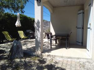 Hebergement Cottage in Lagorce : photos des chambres