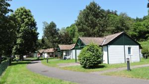 Hebergement Camping Les Lupins : Chalet 3 Chambres