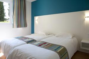 Hotel Du Village Catalan : Chambre Quadruple