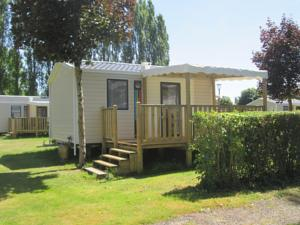 Hebergement Camping Val de Boutonne : Mobile Home (2 Adultes)