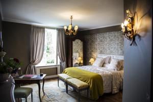 Chambres d'hotes/B&B Le Clos Tellier : Chambre Double Deluxe