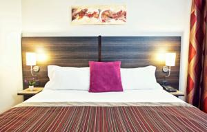 Hotel Kyriad Belfort : Chambre Double