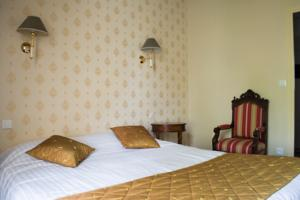 Hotel The Originals Loches George Sand (ex Inter-Hotel) : photos des chambres