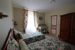 Chambres d'hotes/B&B Aggarthi Bed and Breakfast : Chambre Triple Confort
