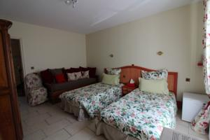 Chambres d'hotes/B&B Aggarthi Bed and Breakfast : Chambre Lits Jumeaux
