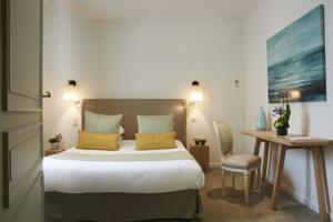 Hotel Claude Darroze : Chambre Simple