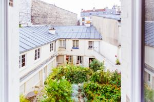 Chambres d'hotes/B&B Romantic Artist Room Montmartre Bed & Breakfast : photos des chambres