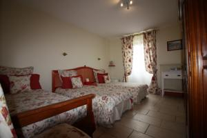 Chambres d'hotes/B&B Aggarthi Bed and Breakfast : Chambre Triple
