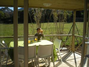 Hebergement Eco-Lodge Lou Pantai : Mobile Home Confort (4 Adultes)