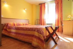 Hotel Colombie : Chambre Double