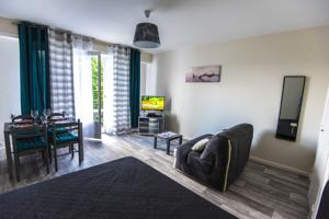 Appartement Appart ASPIN IV : photos des chambres