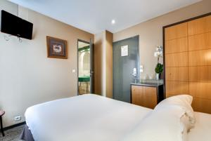 Hotel Pavillon Porte de Versailles : Chambre Simple Affaires