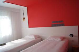 Hotel Ibis Styles Auxerre Nord : Chambre Lits Jumeaux Standard