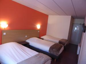 Hotel Aster : Chambre Triple
