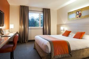 Kyriad Hotel Strasbourg Lingolsheim : Chambre Double