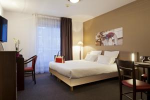 Hotel Comfort Suites Le-Port-Marly Paris Ouest : photos des chambres