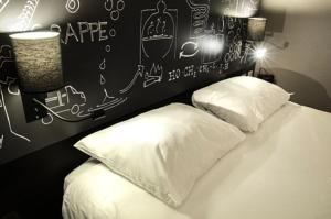 Hotel Ibis Styles Cognac : Chambres Communicantes (5 Adultes)