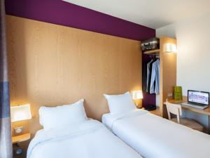 B&B Hotel Paris Romainville Noisy-le-Sec : photos des chambres