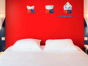 Hotel ibis Styles Rouen Centre Cathedrale : photos des chambres