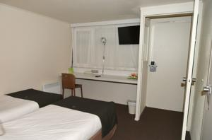 Hotel Campanile Metz Nord - Woippy : Chambre Lits Jumeaux New Generation
