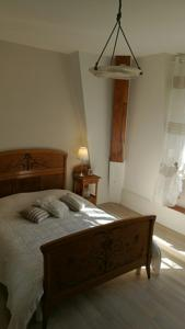 Chambres d'hotes/B&B Chateau Peyrot : Chambre Double - Vue sur Jardin