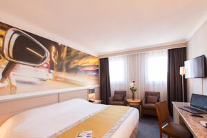 Hotel Le Paddock : Chambre Double Supérieure