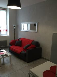 Appartement Studio Aub : photos des chambres