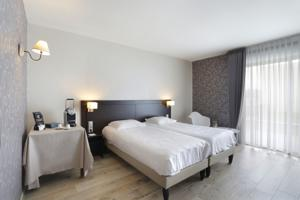 Complexe Hotel The Originals Resort Residence Pierre (ex Relais du Silence) : Chambre Double