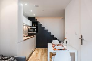 Appartement Luckey Homes - Cours Suchet : Appartement