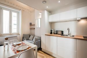 Appartement Luckey Homes - Cours Suchet : photos des chambres
