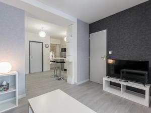 Appartement Appart Hotel Bourgoin : photos des chambres