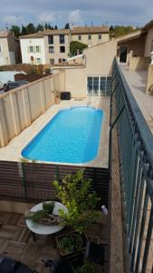 Appartement Apartment Limoux in La Redorte : photos des chambres