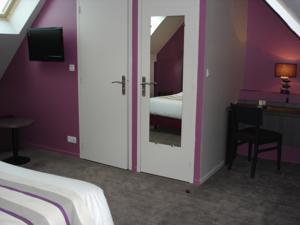 Logis Hotel Au Site Normand : photos des chambres