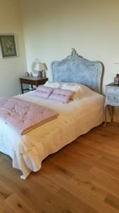 Chambres d'hotes/B&B Chateau Peyrot : Chambre Double avec Baignoire Spa
