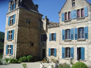 Appartement - Chateau en Ardeche Charmante : photos des chambres