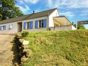 Hebergement Holiday home L Arche : photos des chambres