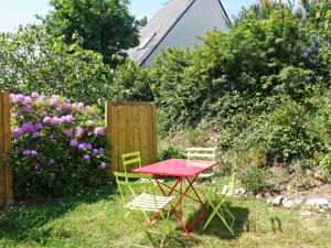 Hebergement Holiday Home Courdiec : photos des chambres