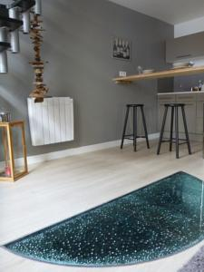 Appartement speculoos et chicoree : photos des chambres