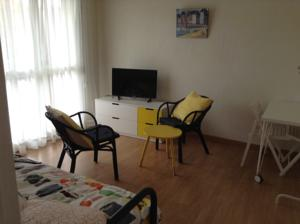 Appartement Residence les Goelands : photos des chambres
