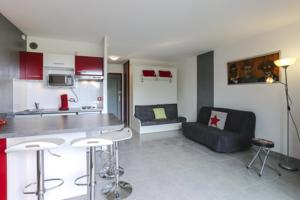 Appartement MY CASA VILLENEUVE - GARDEN - PARKING - POOL : photos des chambres