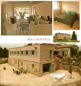 Hebergement Mas Heritage : Maison 3 Chambres