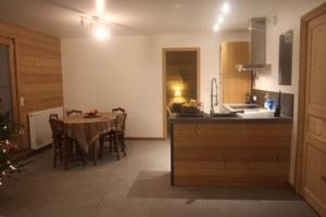 Appartement Chalet Eterlou : photos des chambres