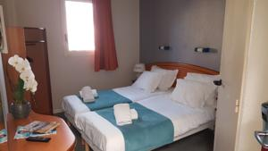 Hotel balladins Torcy - Marne-La-Vallee : Chambre Lits Jumeaux