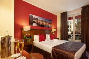 Hotel Agora Saint Germain : photos des chambres